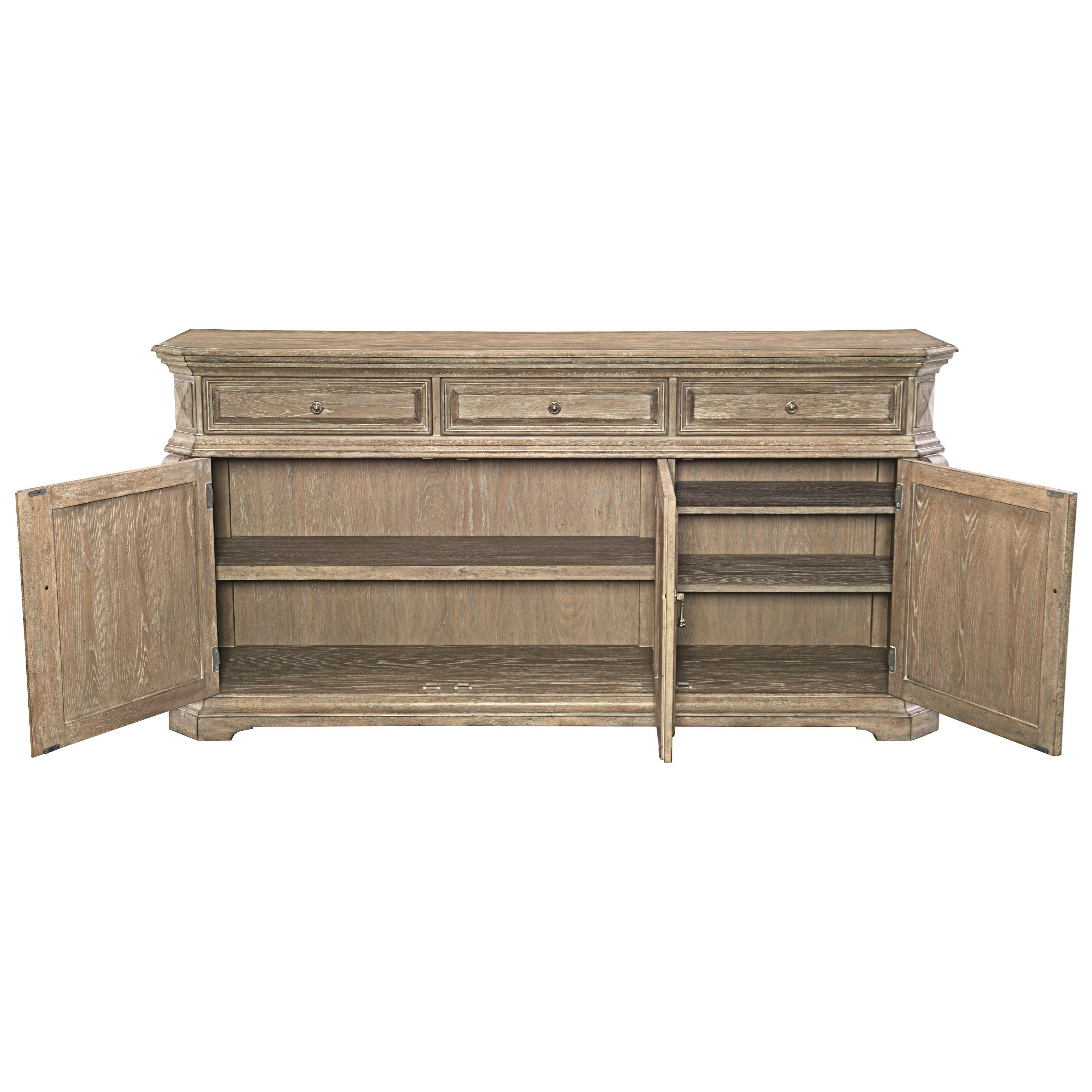 Campania Buffet by Bernhardt at Fisher Home Furnishings