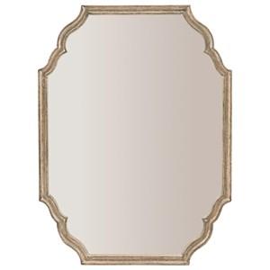 Serpentine-Shaped Mirror