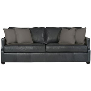 Sofa with Contemporary Transitional Style