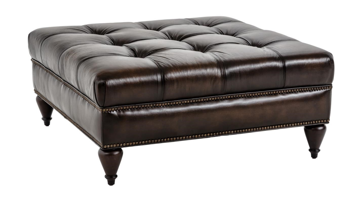 Colston Square Ottoman by Bernhardt at Baer's Furniture