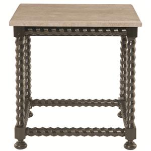 Alcott Ave 2 Piece Square End Table