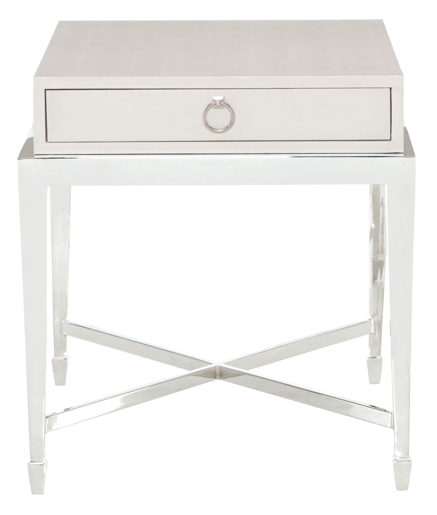 Criteria End Table by Bernhardt at Baer's Furniture