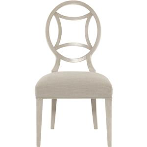 Side Chair with Round Splat Back