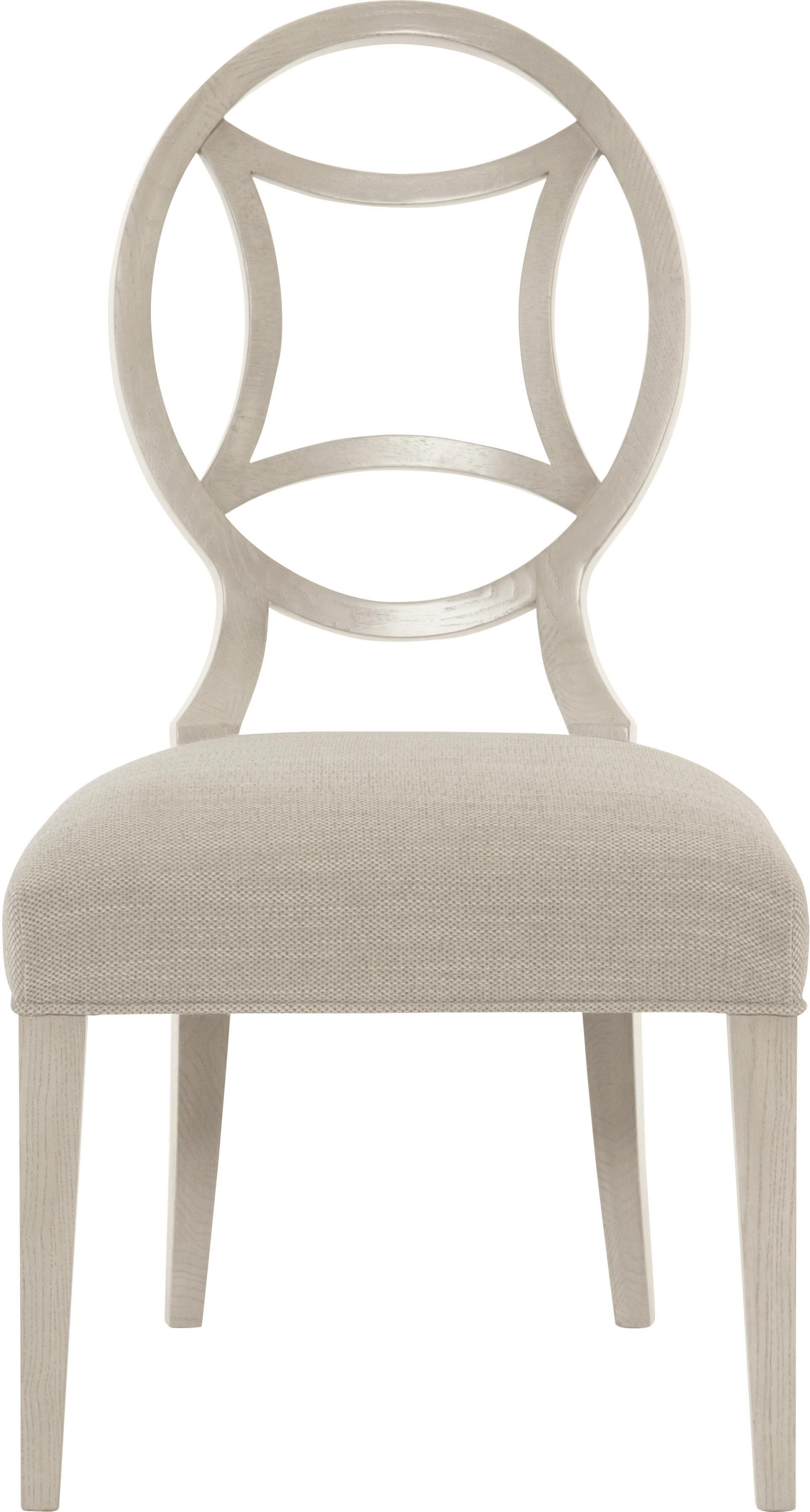 Criteria Customizable Side Chair by Bernhardt at Baer's Furniture