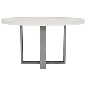 Outdoor/Indoor Round Dining Table