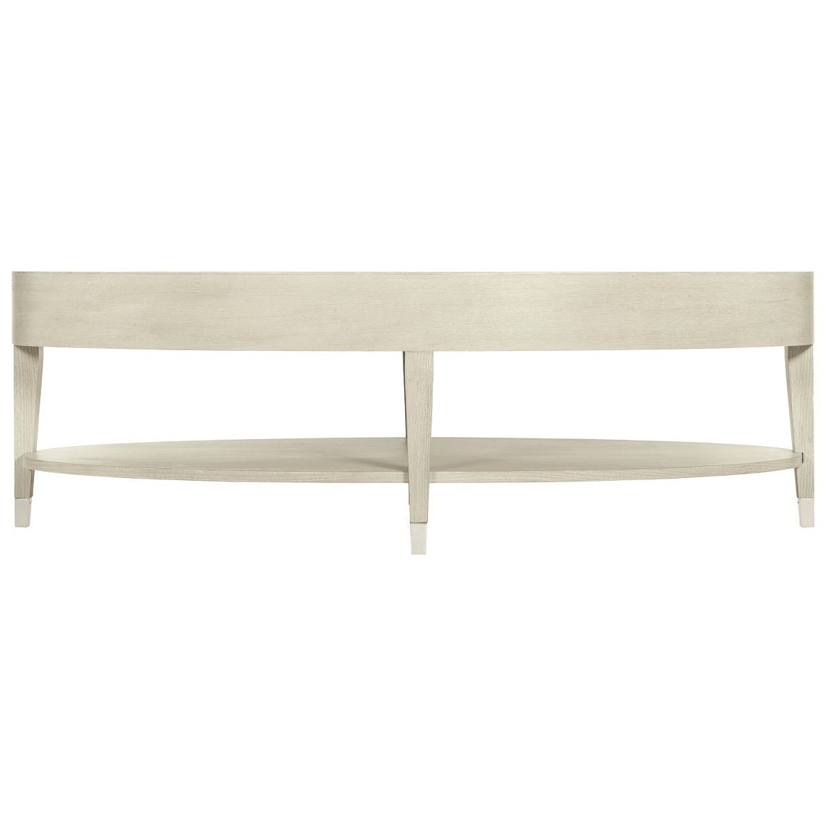 East Hampton Oval Cocktail Table by Bernhardt at Baer's Furniture