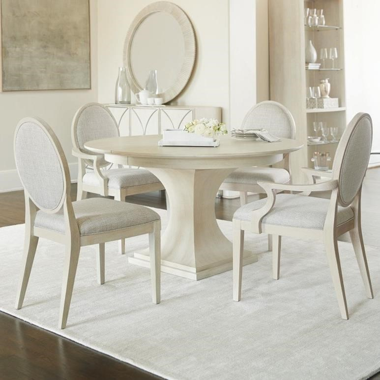East Hampton 5 Piece Dining Set by Bernhardt at Fisher Home Furnishings
