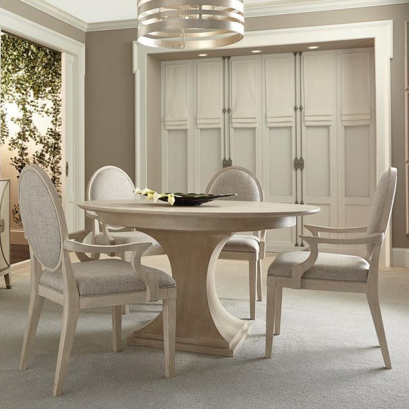 East Hampton 5 Piece Dining Set by Bernhardt at Baer's Furniture