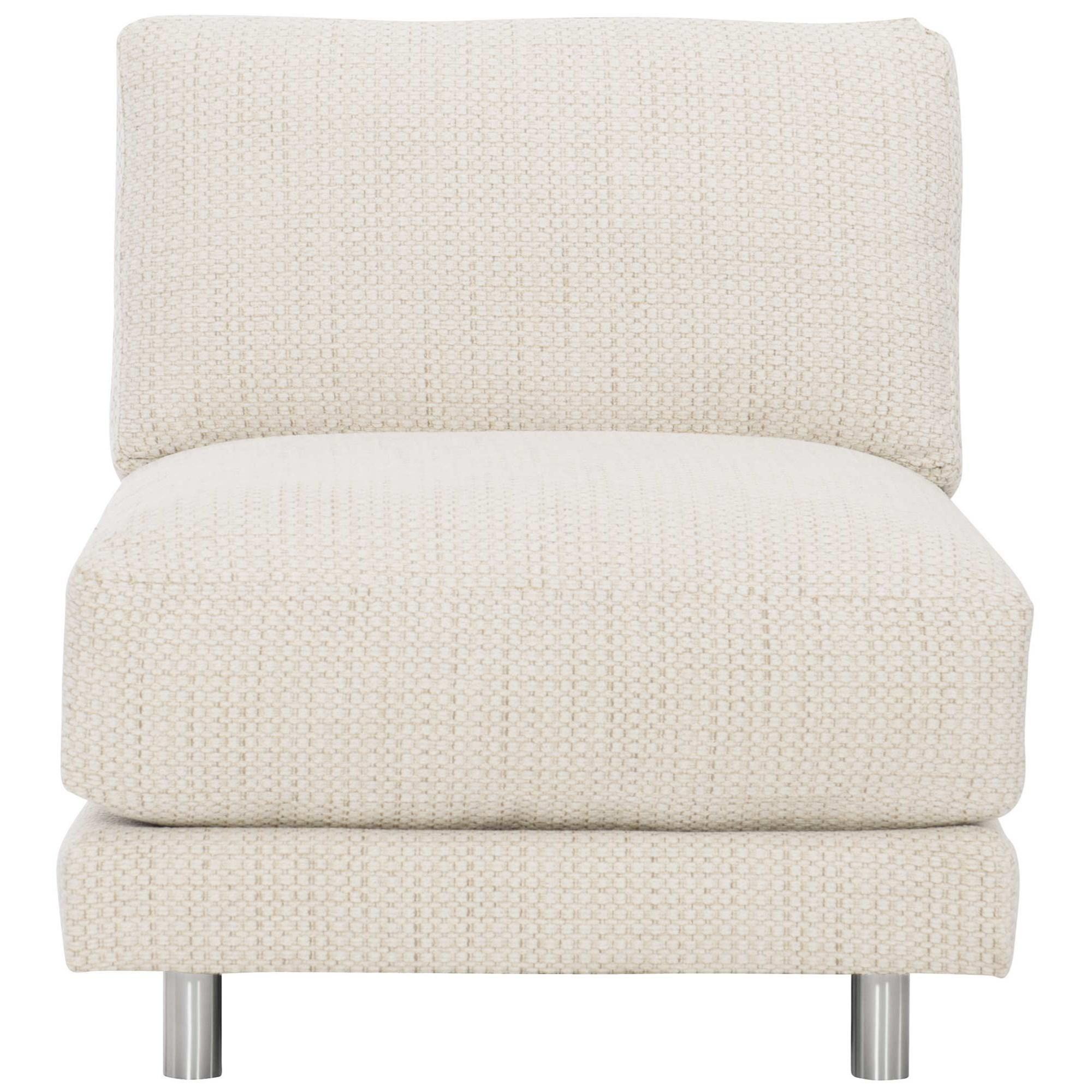 Exteriors - Avanni Armless Chair at Williams & Kay