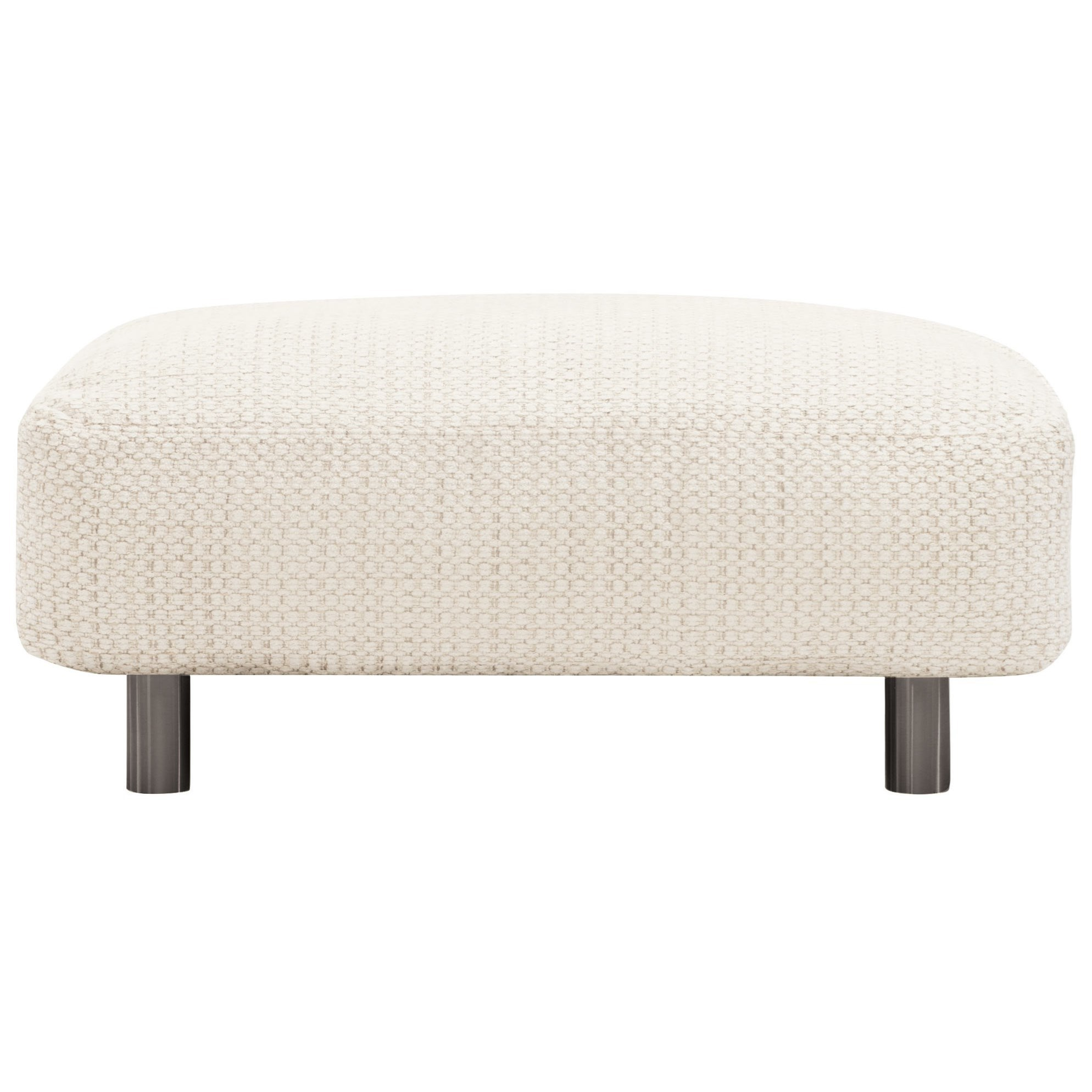 Exteriors - Avanni Ottoman by Bernhardt at Fisher Home Furnishings