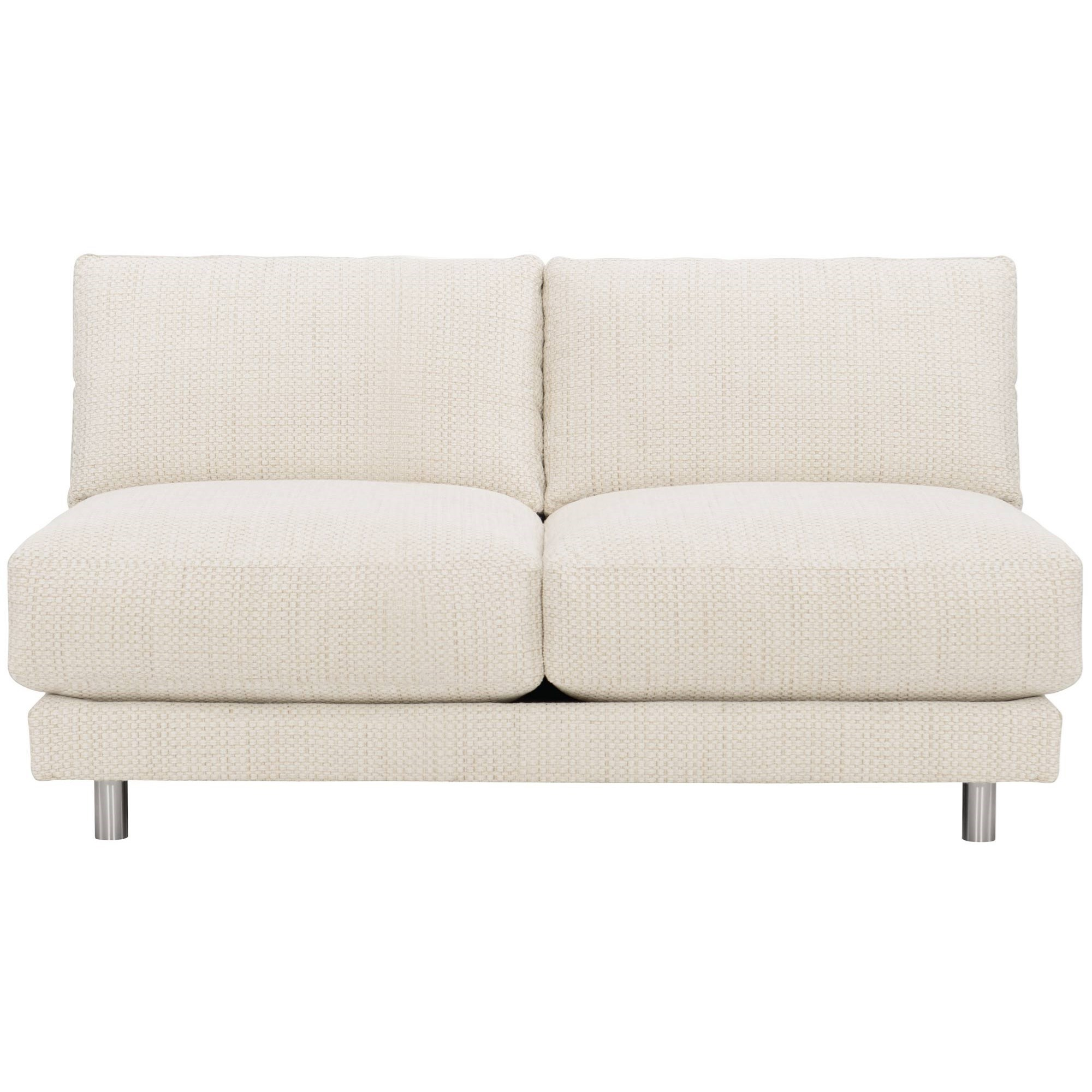 Exteriors - Avanni Armless Loveseat by Bernhardt at Fisher Home Furnishings