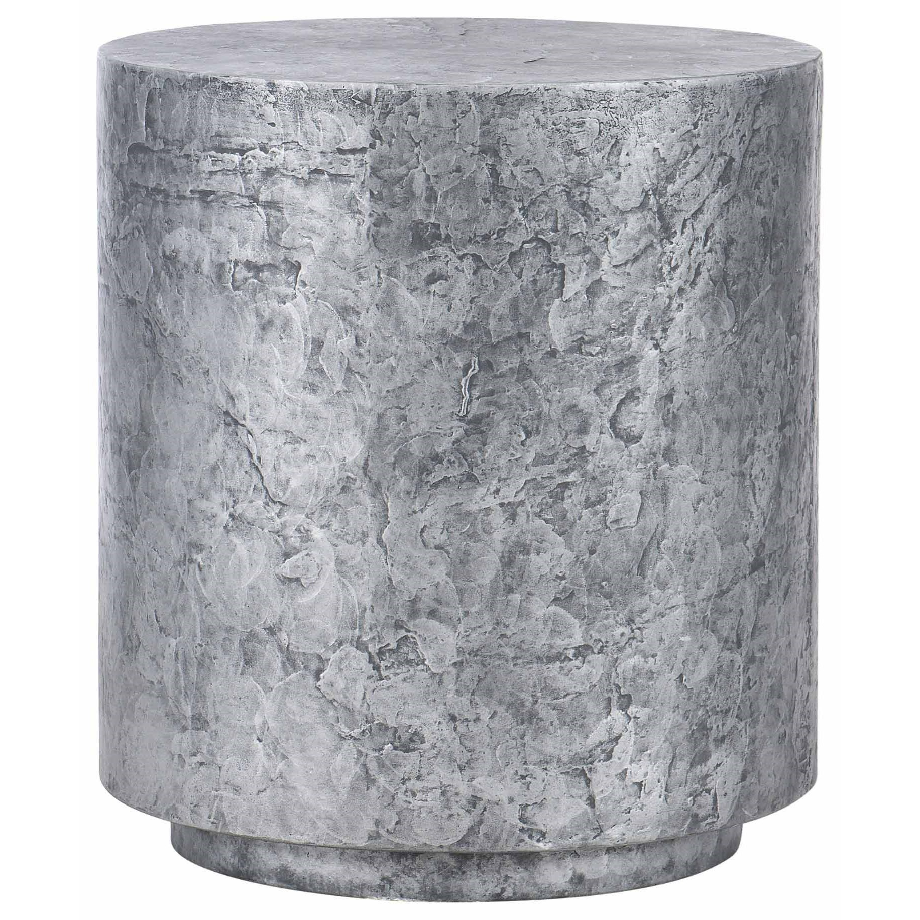 Exteriors - Montecito Outdoor Side Table by Bernhardt at Malouf Furniture Co.