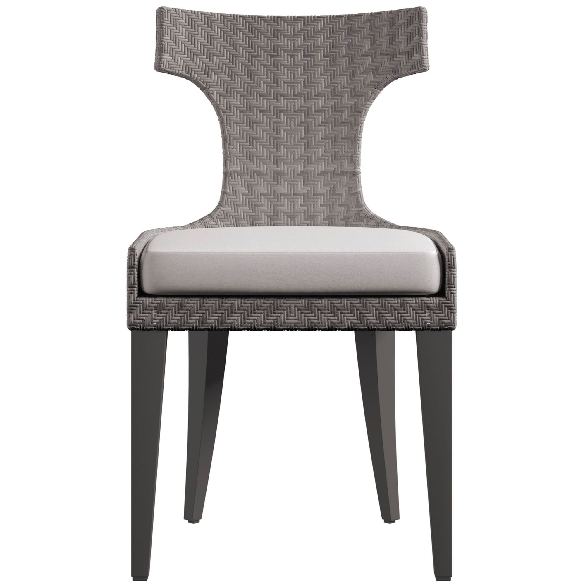 Exteriors - Sarasota Wicker Side Chair by Bernhardt at Baer's Furniture