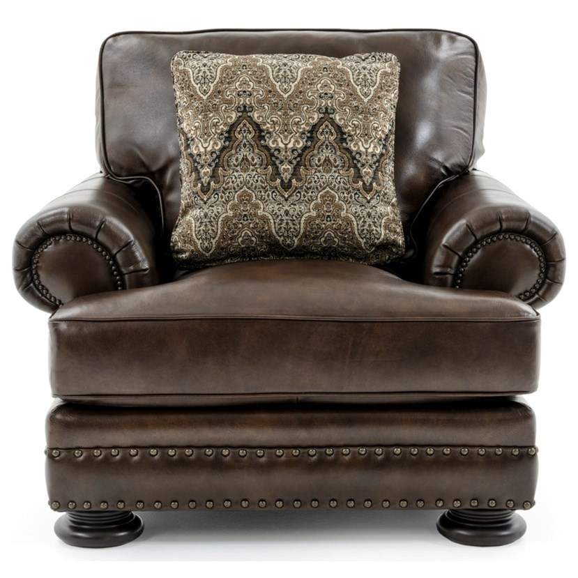 Foster  Chair by Bernhardt at Baer's Furniture