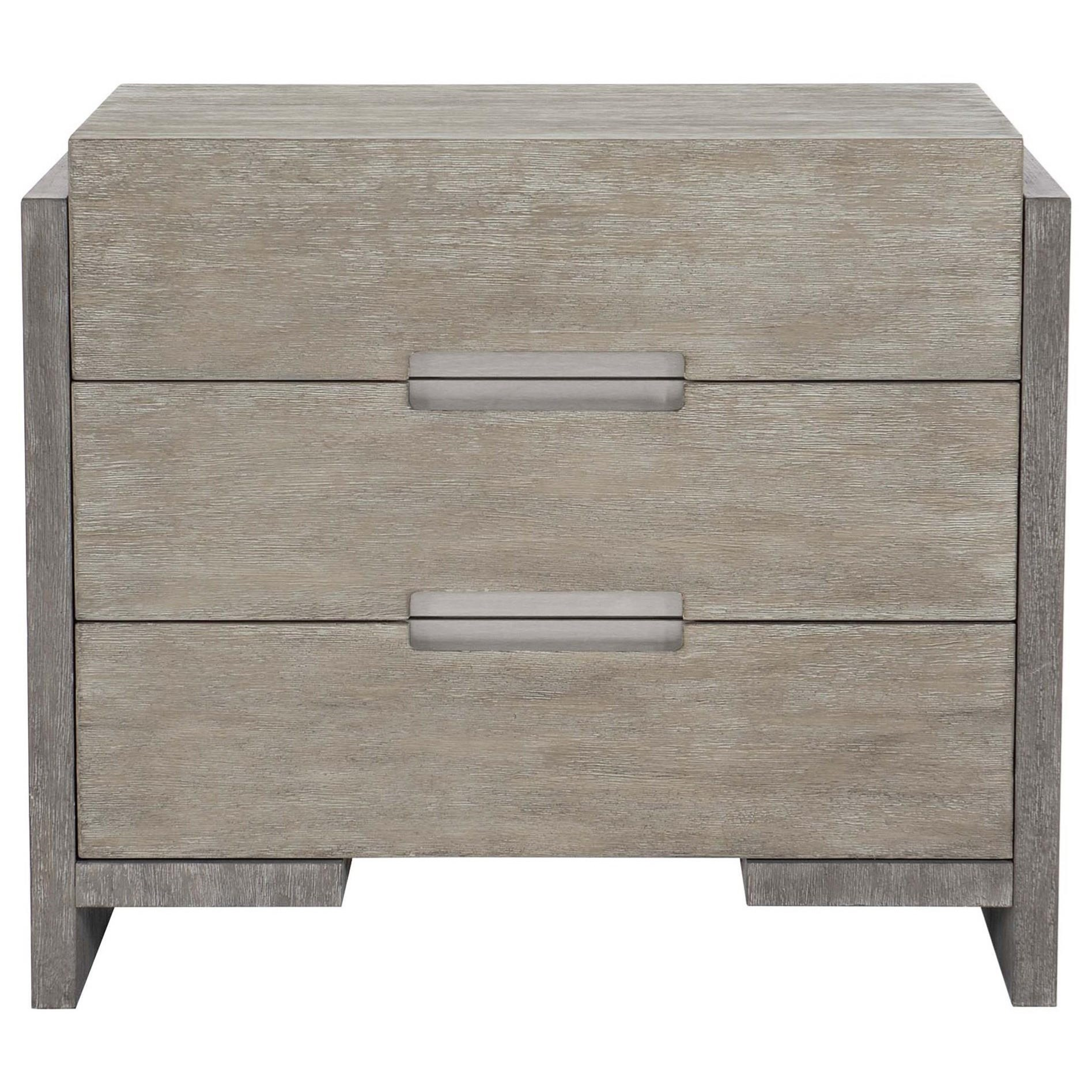 Foundations Nightstand by Bernhardt at Baer's Furniture
