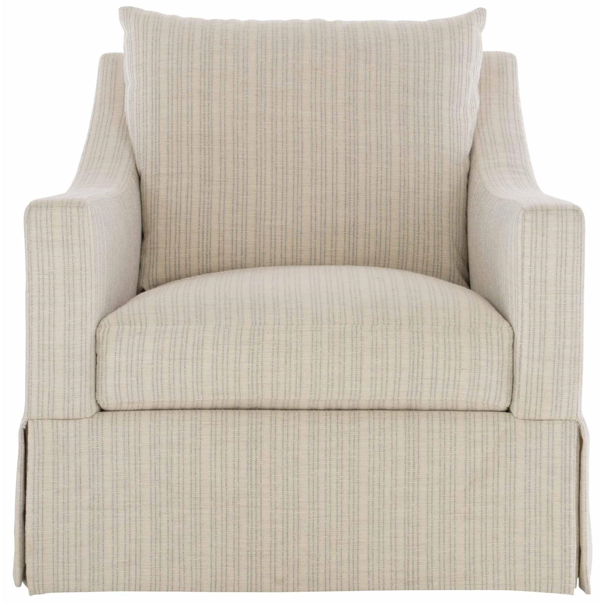 Grace Upholstered Swivel Chair at Williams & Kay