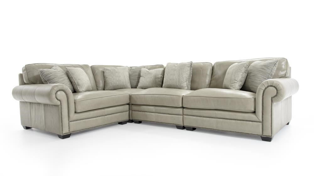 Grandview 4 Pc Sectional Sofa by Bernhardt at Baer's Furniture