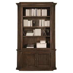 Bookcase Deck & Base