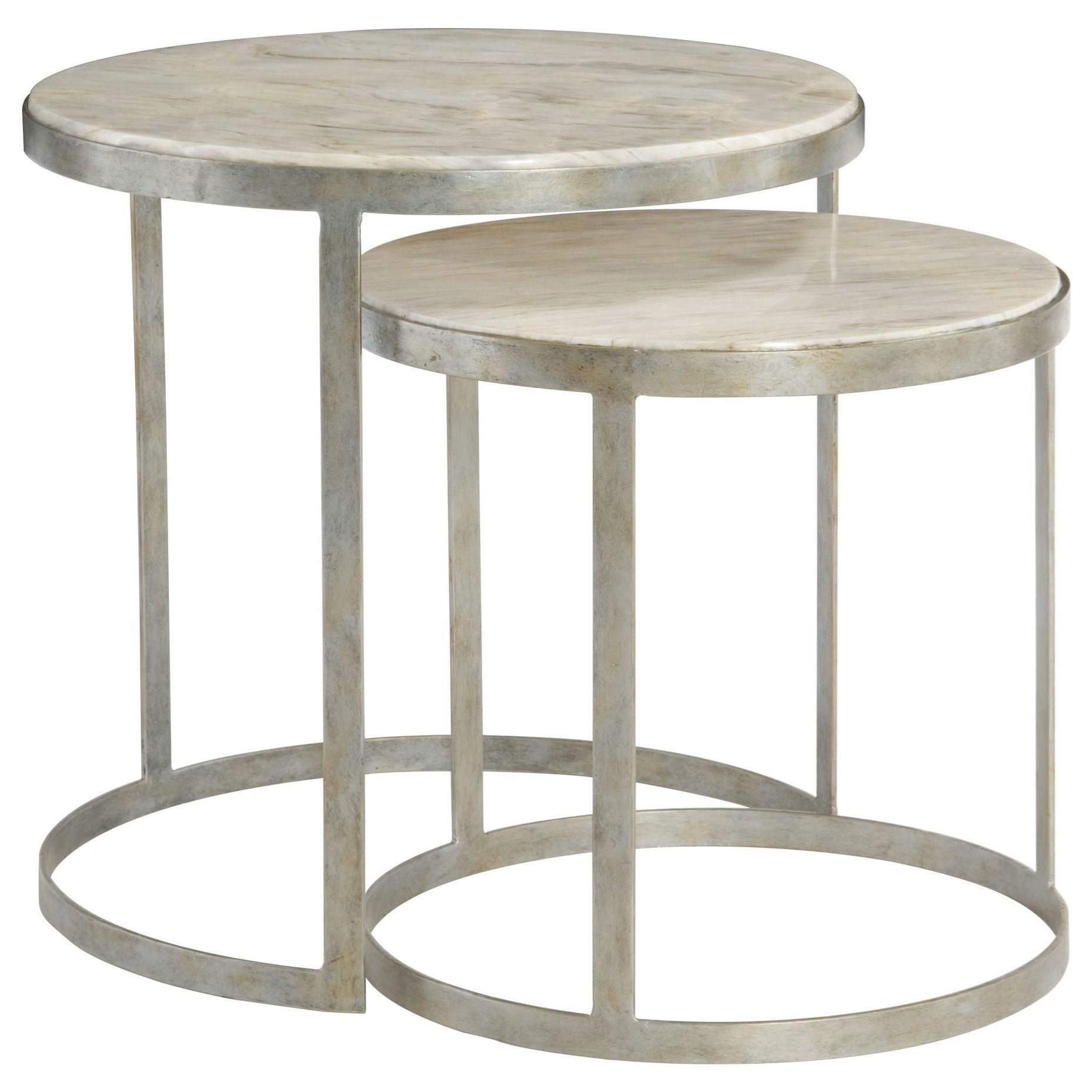 Interiors - Accents Tiffin Nesting Tables by Bernhardt at Baer's Furniture