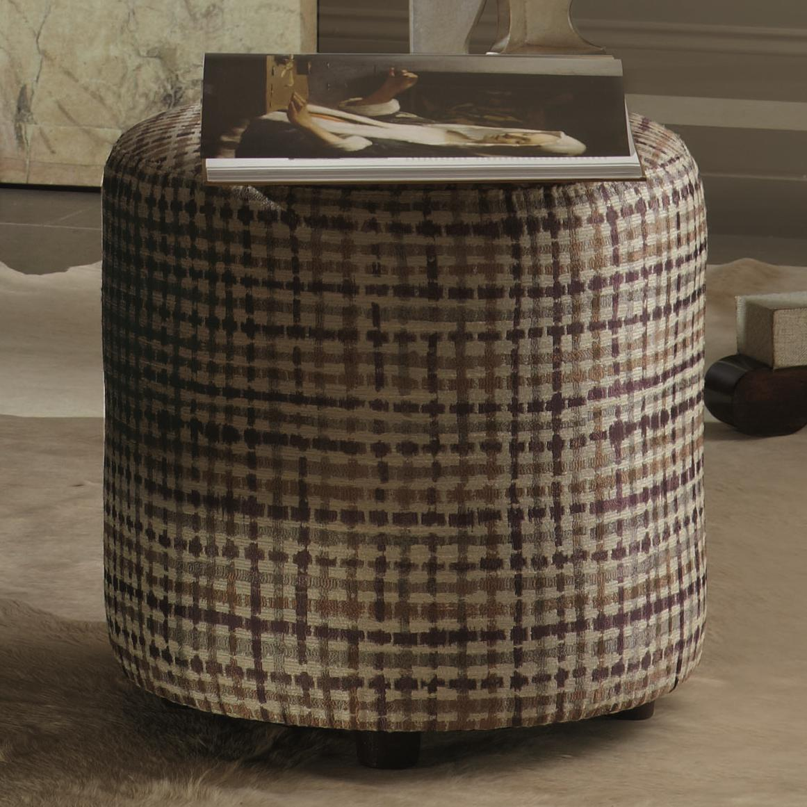 Interiors - Accents Pisa Ottoman by Bernhardt at Fisher Home Furnishings