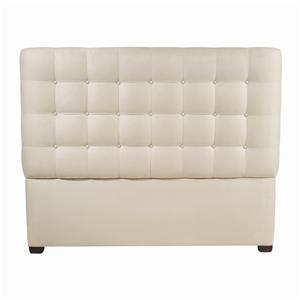 Bernhardt Interiors - Beds Cal King Avery Button-Tufted Headboard