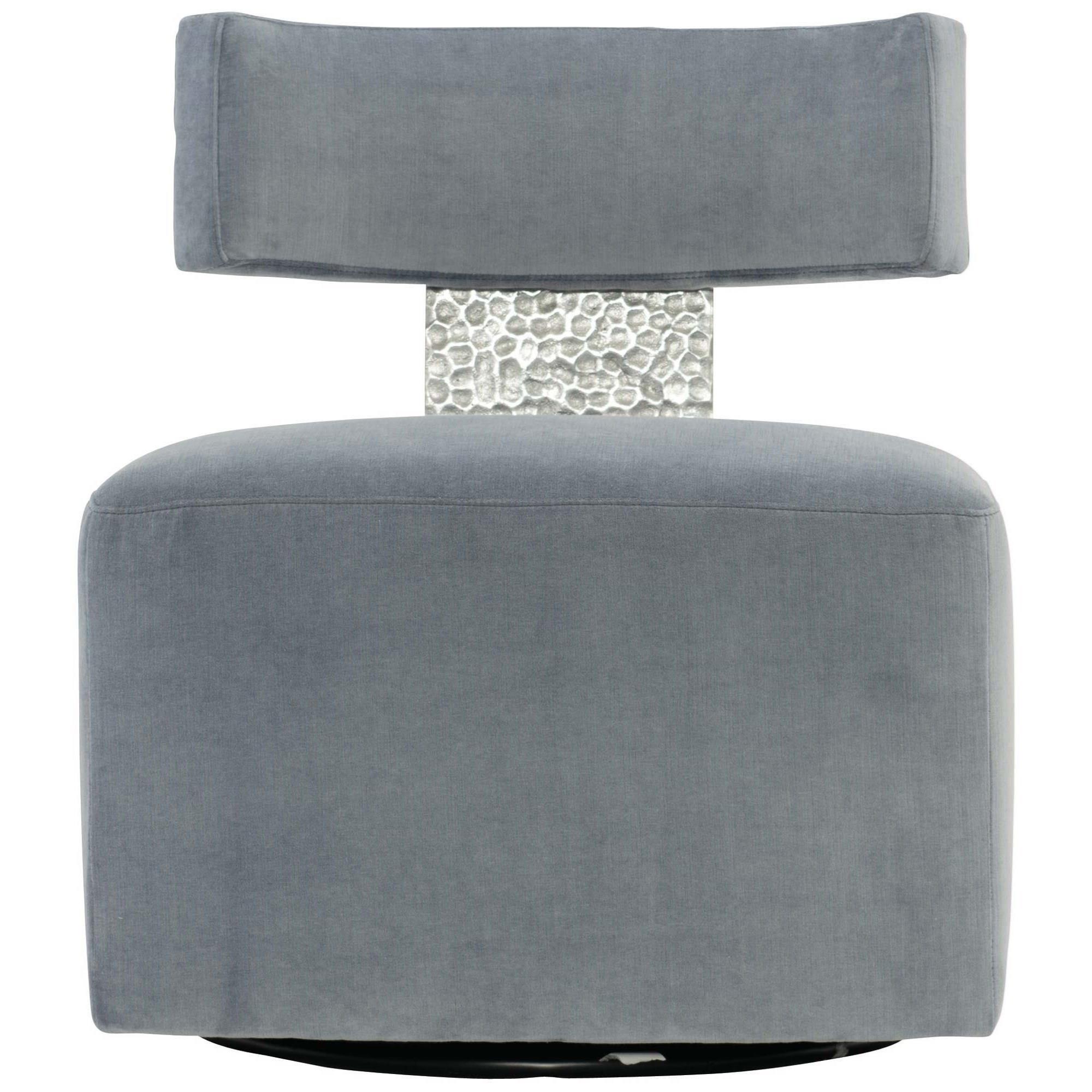 Interiors - Ella Swivel Chair at Williams & Kay