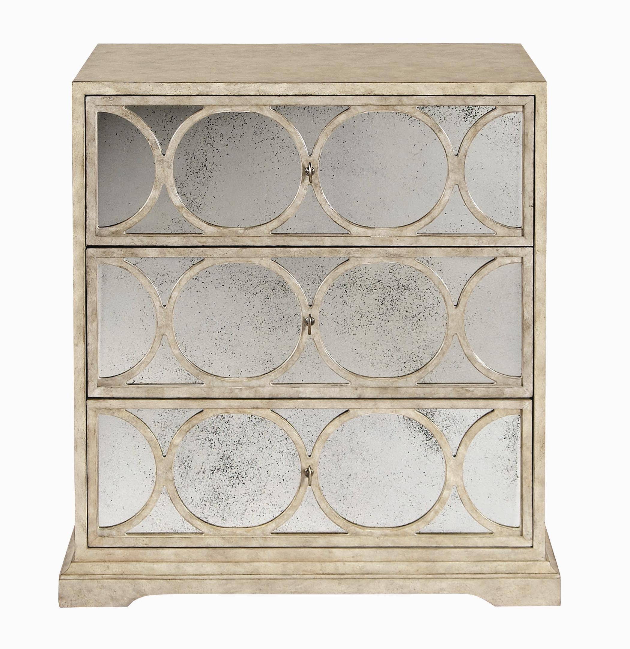 Interiors - Ellery Nightstand by Bernhardt at Jacksonville Furniture Mart