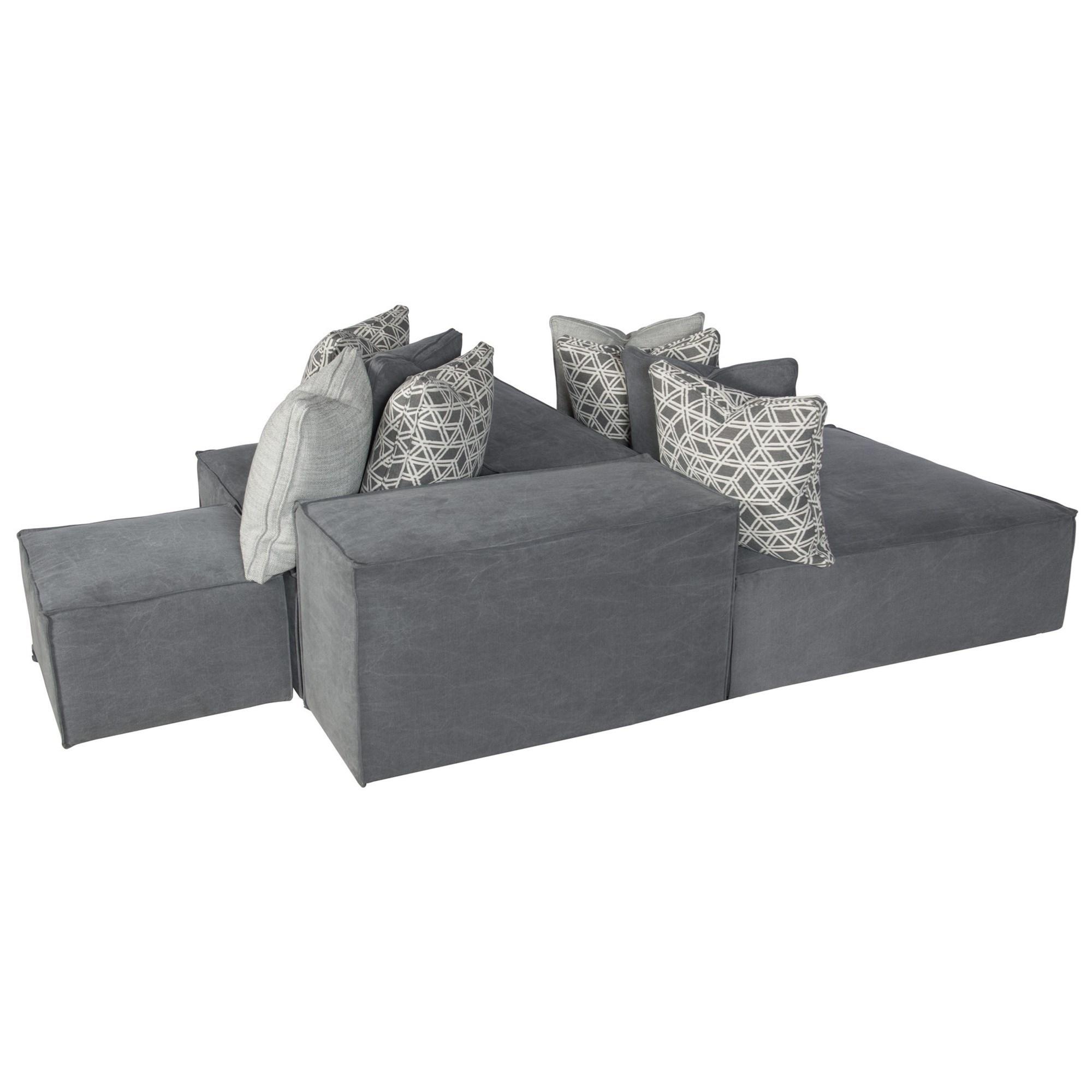 Interiors - Format Sectional Sofa (5-piece) at Williams & Kay
