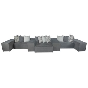 Sectional Sofa (13-piece)