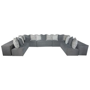 Sectional Sofa (12-piece)