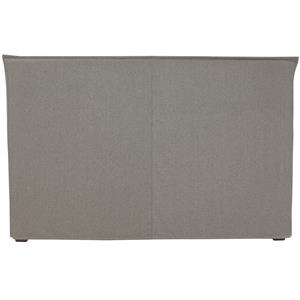 Queen Upholstered Headboard with Slipcover