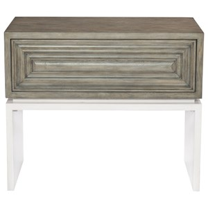 Two-Tone Nightstand