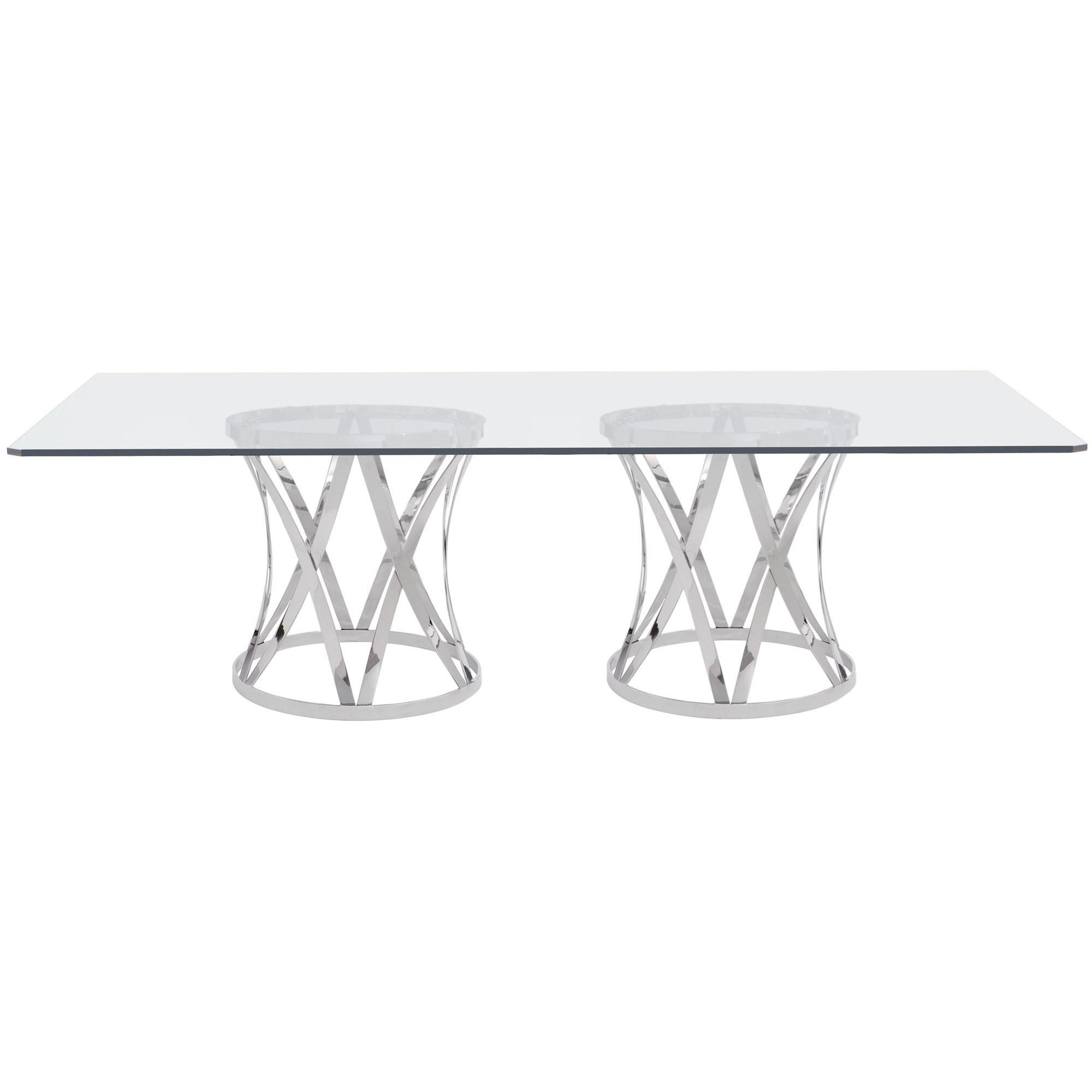 Interiors - Gustav Rectangular Dining Table at Williams & Kay