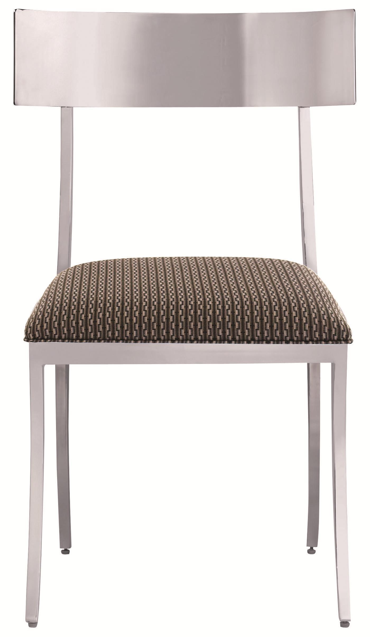 Interiors - Gustav Side Chair by Bernhardt at Baer's Furniture