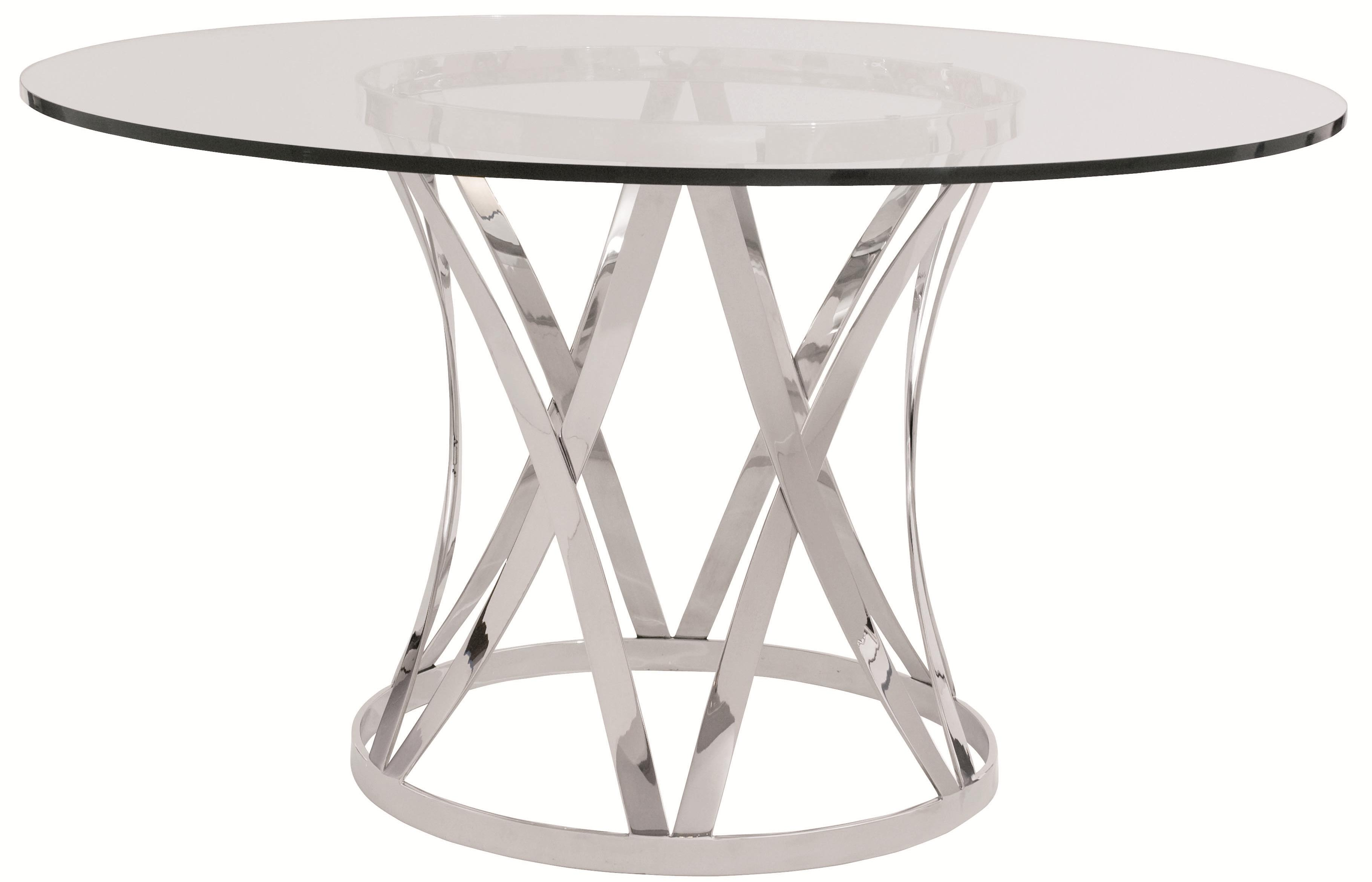 Interiors - Gustav Dining Table by Bernhardt at Baer's Furniture