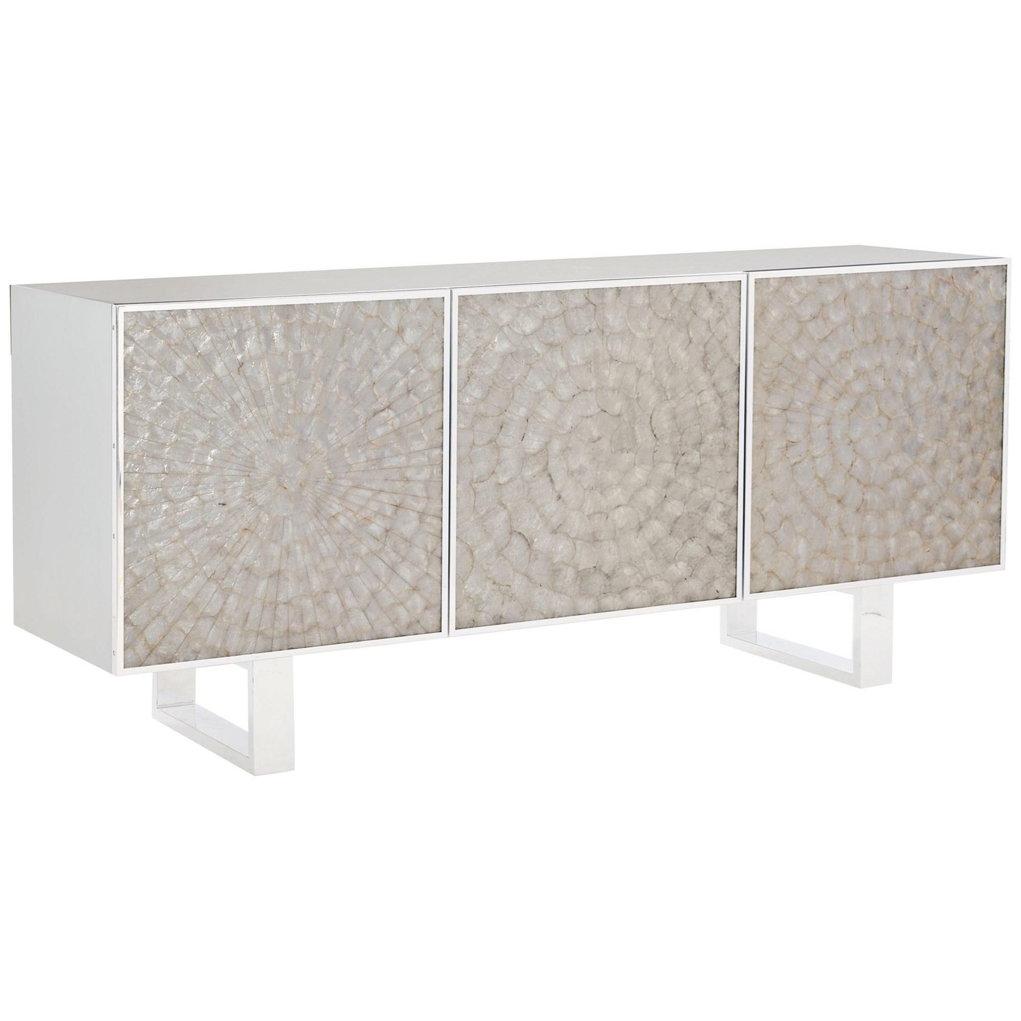 Interiors - Helios Entertainment Console by Bernhardt at Dream Home Interiors