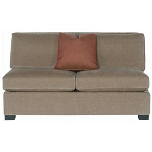 Bernhardt Interiors Kelsey 2 Piece Sectional With Track