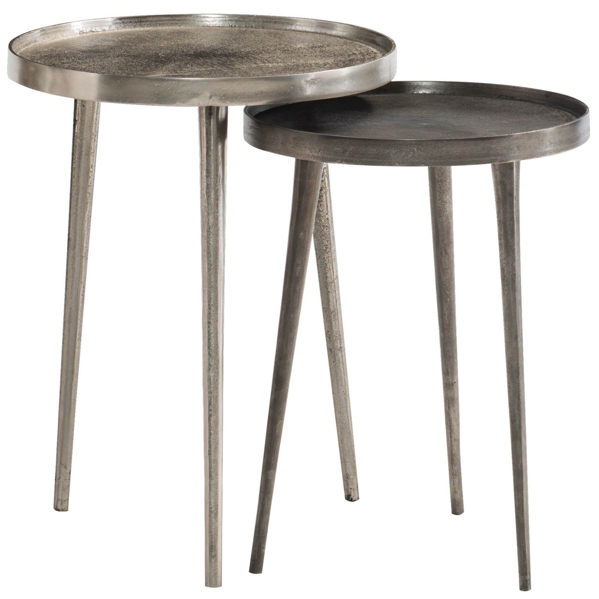 Interiors - Lex Nesting Table Set by Bernhardt at Darvin Furniture