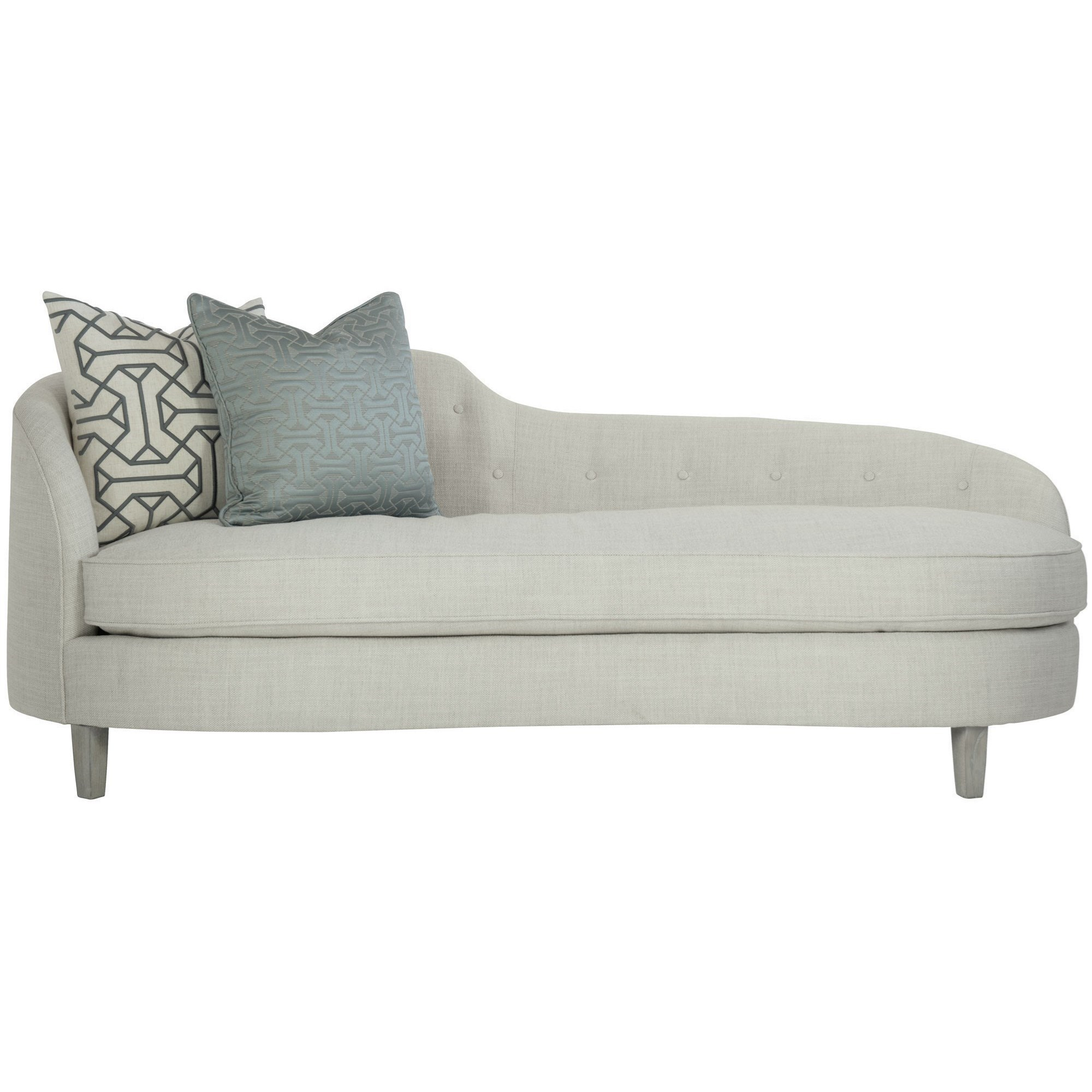 Interiors - Lorient Left Arm Chaise at Williams & Kay