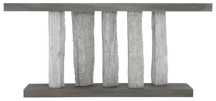 Interiors - Merced Console Table at Williams & Kay