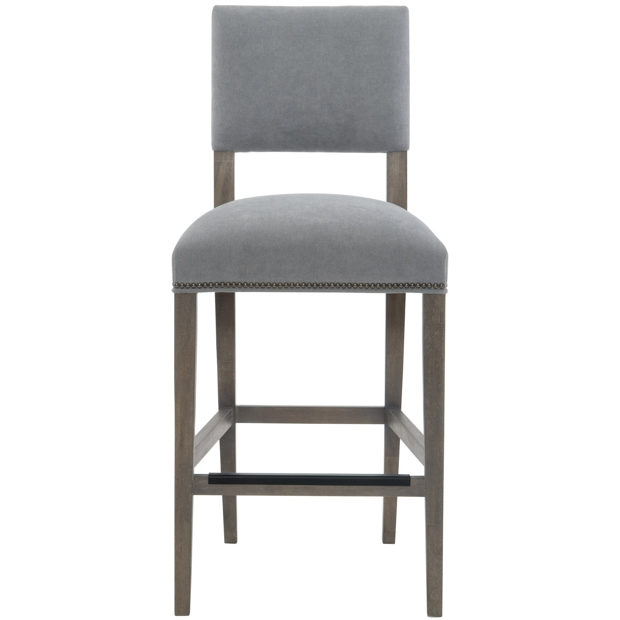 Interiors - Moore Bar Stool by Bernhardt at Fisher Home Furnishings