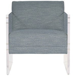 Contemporary Chair with Frame