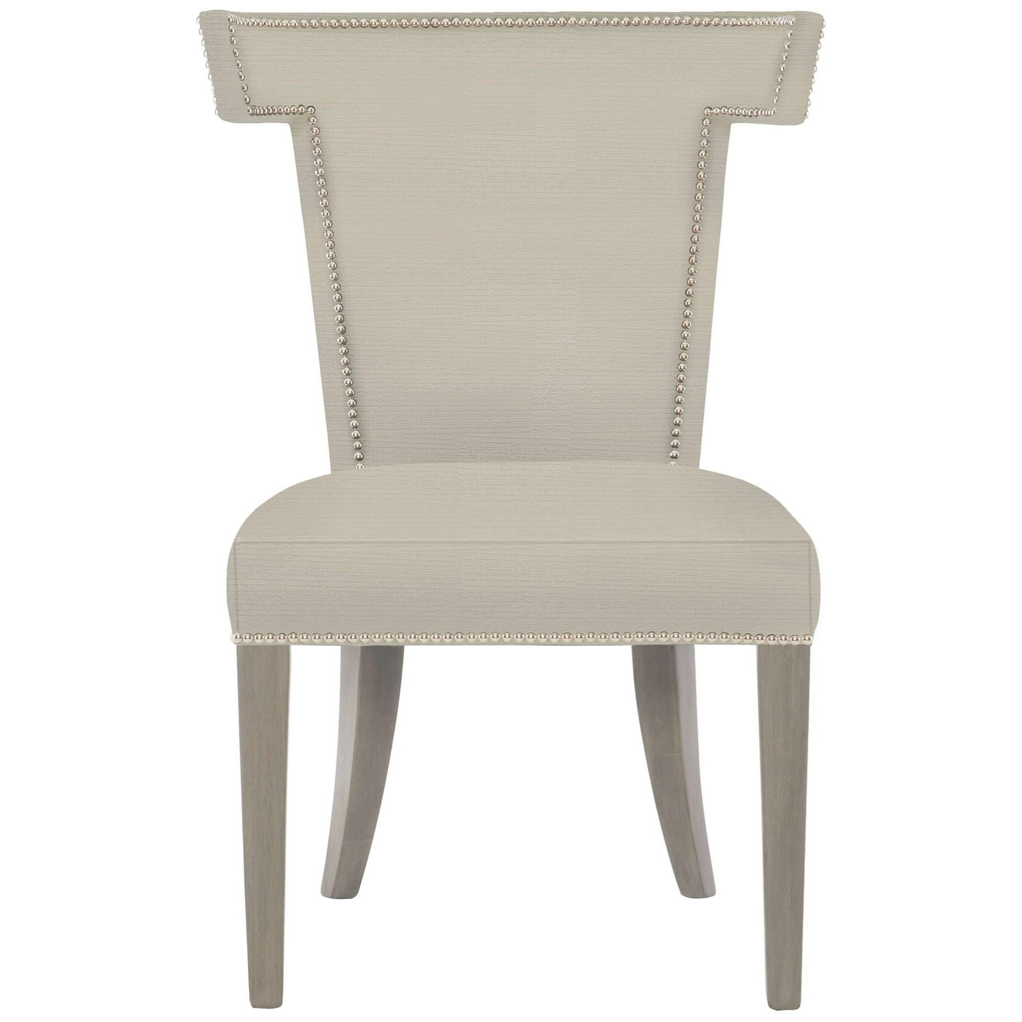 Interiors - Remy Dining Side Chair by Bernhardt at Belfort Furniture