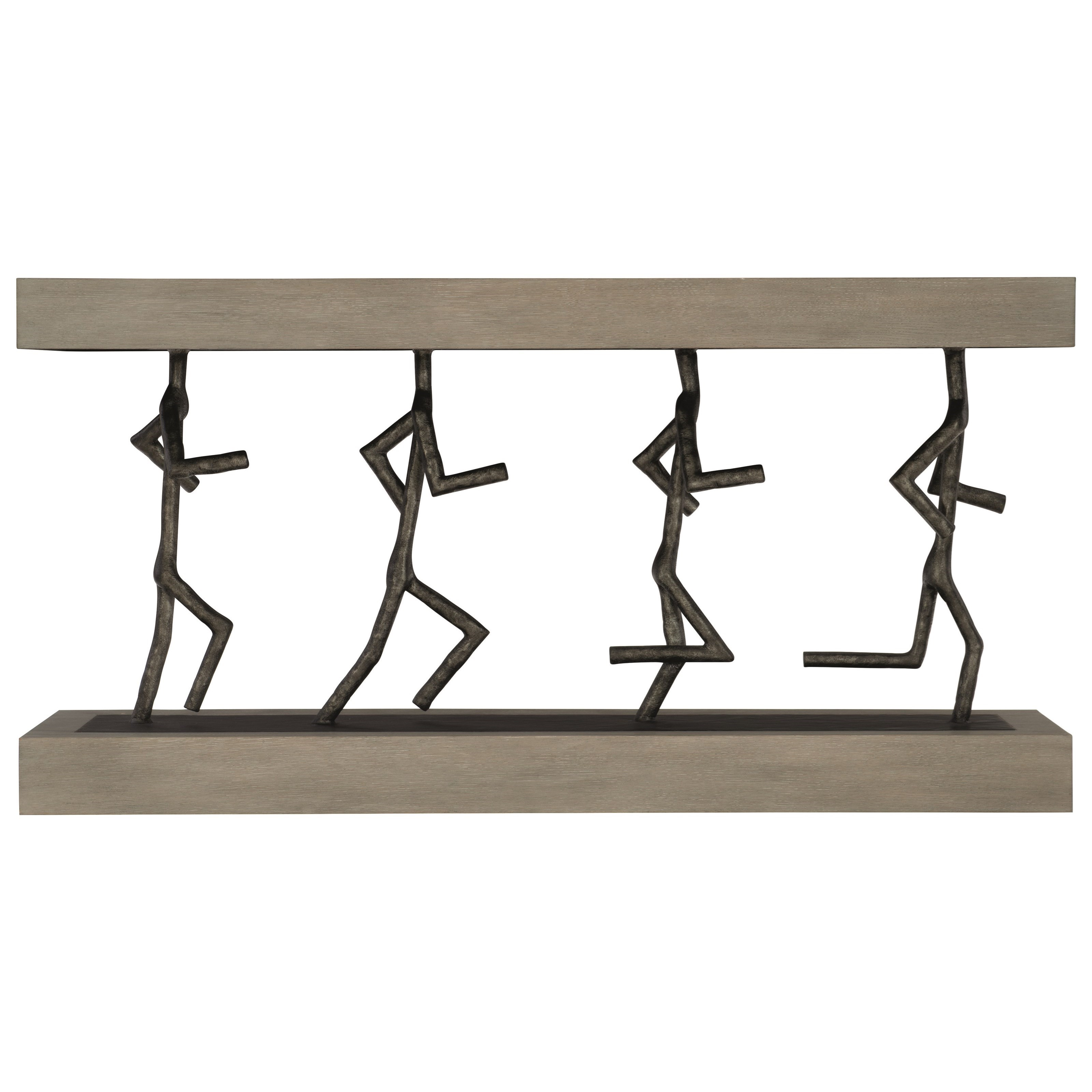 Interiors - Theo Console Table by Bernhardt at Baer's Furniture