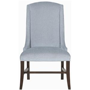 Bernhardt Interiors - Chairs Slope Arm Chair