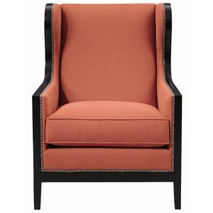 Bernhardt Interiors - Chairs Kercher Chair