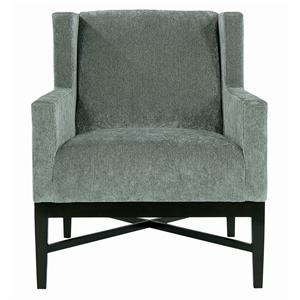Bernhardt Interiors - Chairs Prentiss Chair