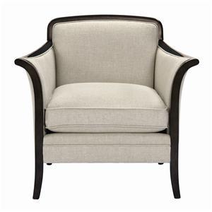 Bernhardt Interiors - Chairs Alexandra Upholstered Chair