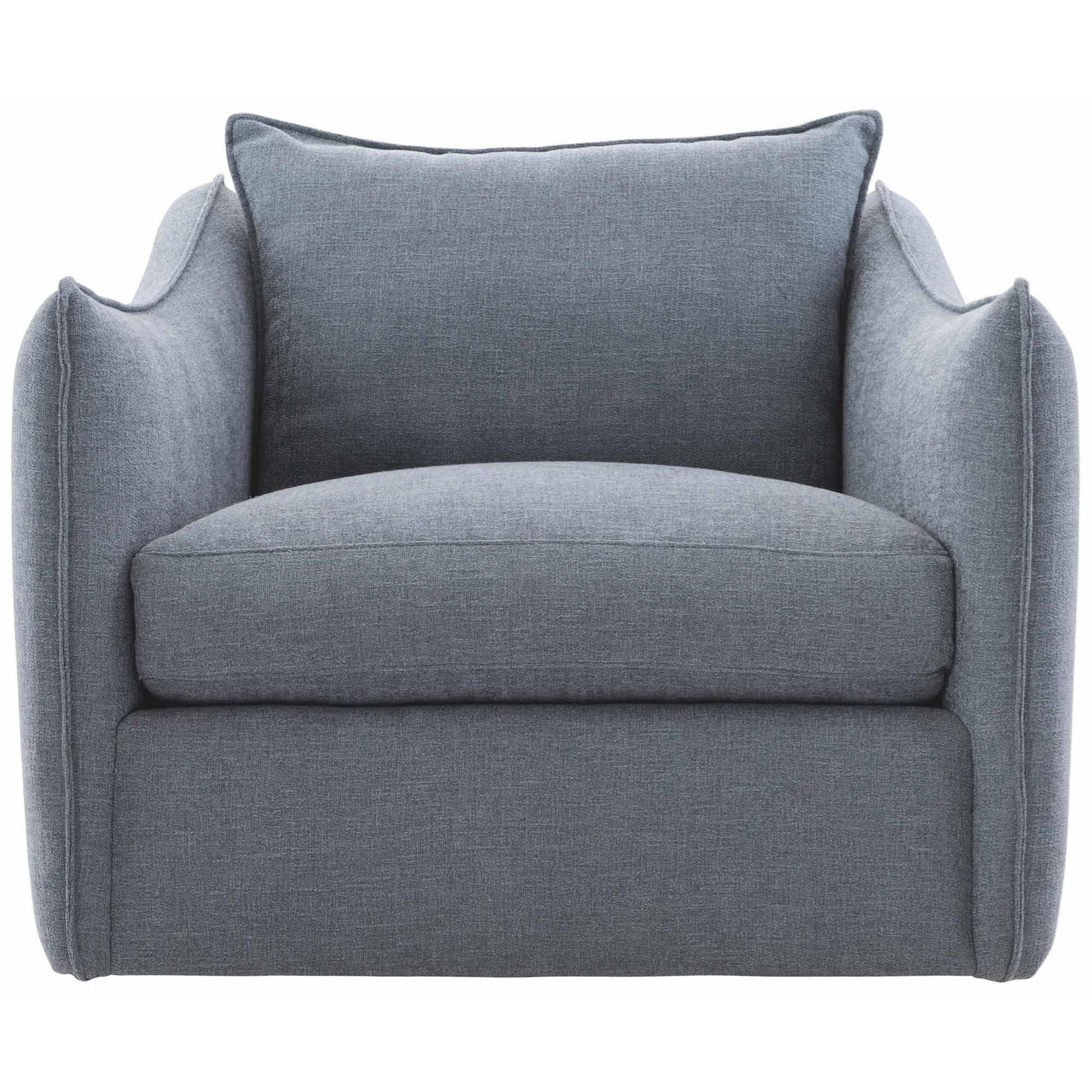 Joli Swivel Chair by Bernhardt at Sprintz Furniture