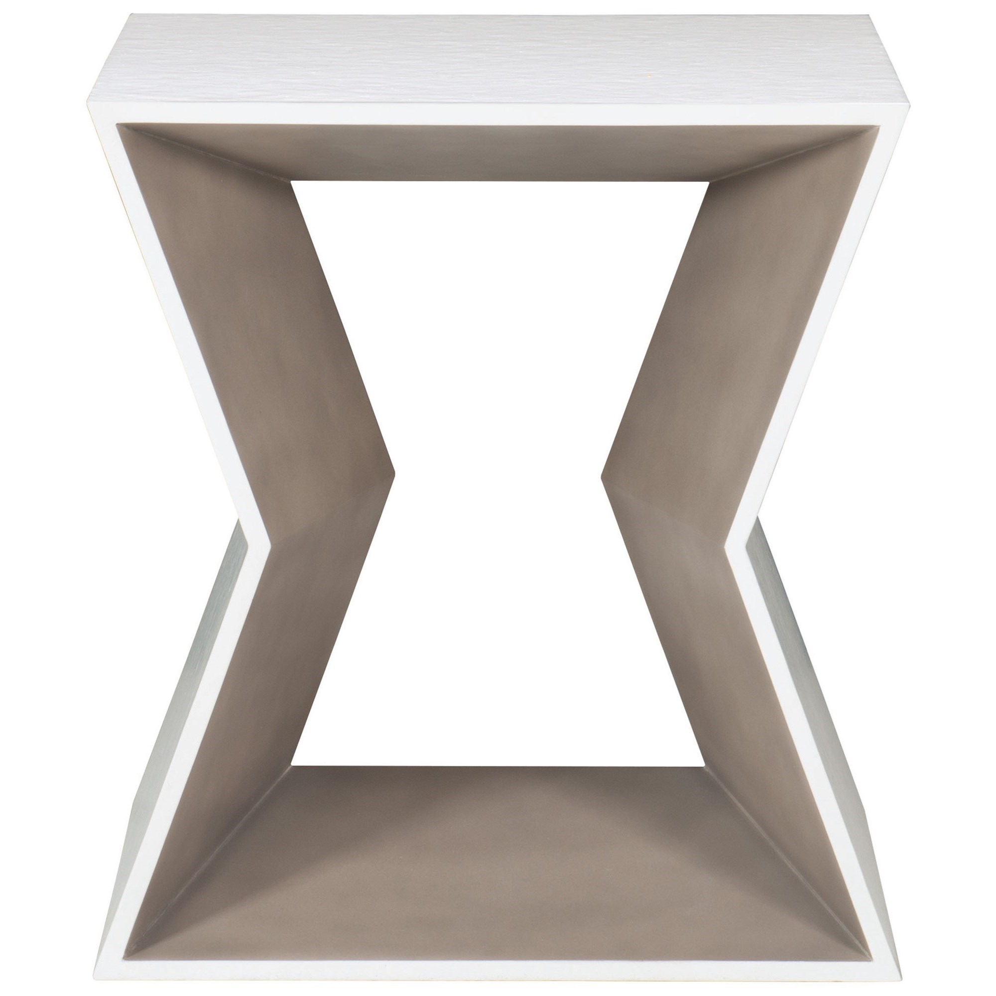 Kearny Square End Table by Bernhardt at Fisher Home Furnishings